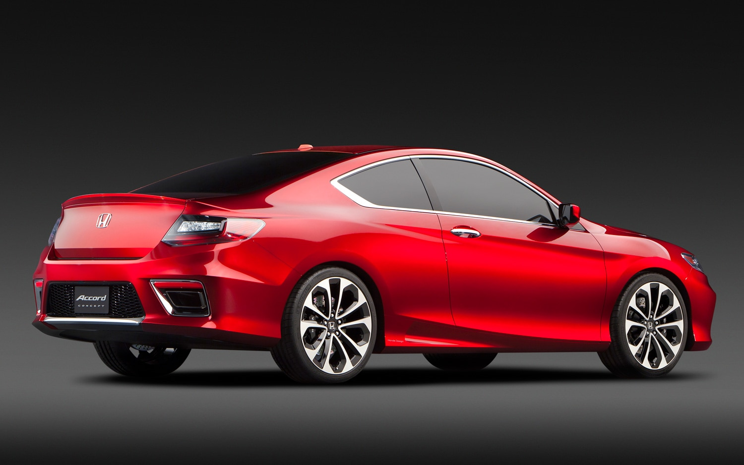 First Official Photos of 2013 Honda Accord Sedan and Coupe