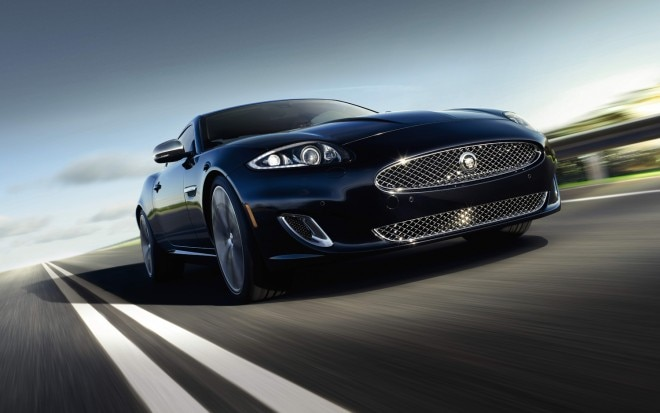 2013 Jaguar XK Portfolio Front Three Quarter1 660x413