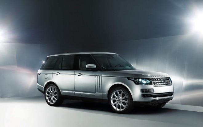 2013 Land Rover Range Rover Front Three Quarter1 660x413