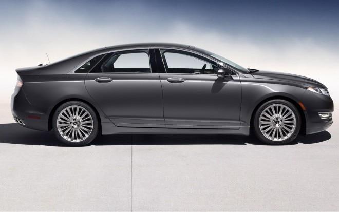 2013 Lincoln MKZ Profile1 660x413