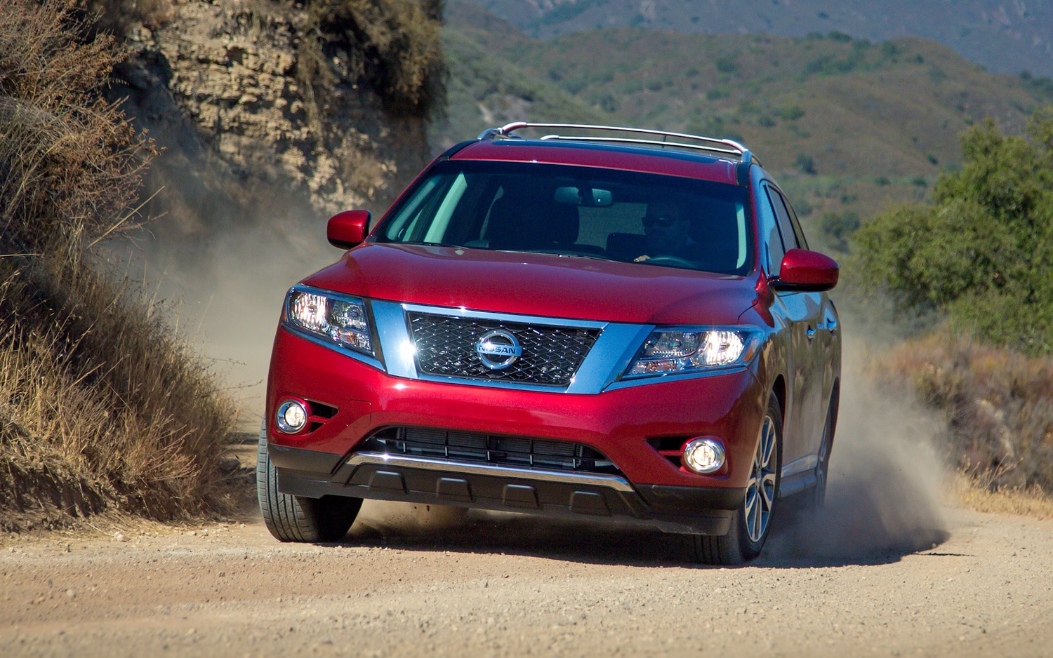More Photos Details Of 2013 Nissan Pathfinder Released