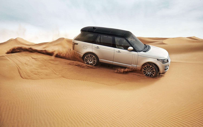 2013 Range Rover Offroading11
