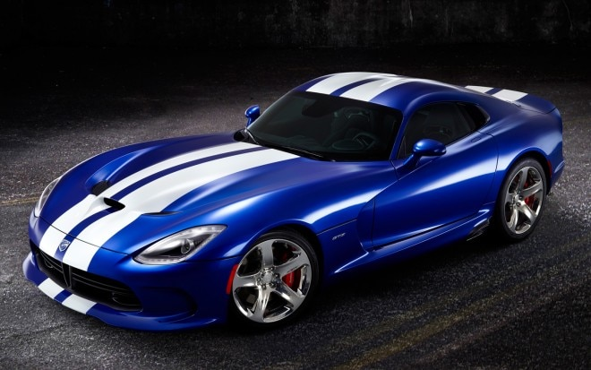 2013 SRT Viper Launch Edition Front Three Quarter1 660x413