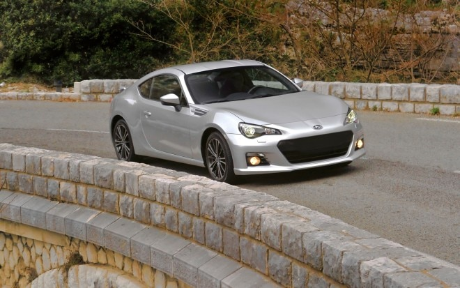 2013 Subaur BRZ Right Front 11 660x413