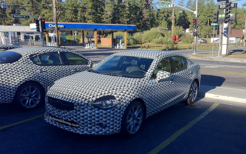 2014 Mazda6 Front Three Quarter21