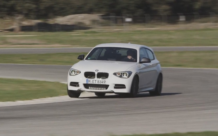 Feature Flick Bmw M135i Tackles German Countryside