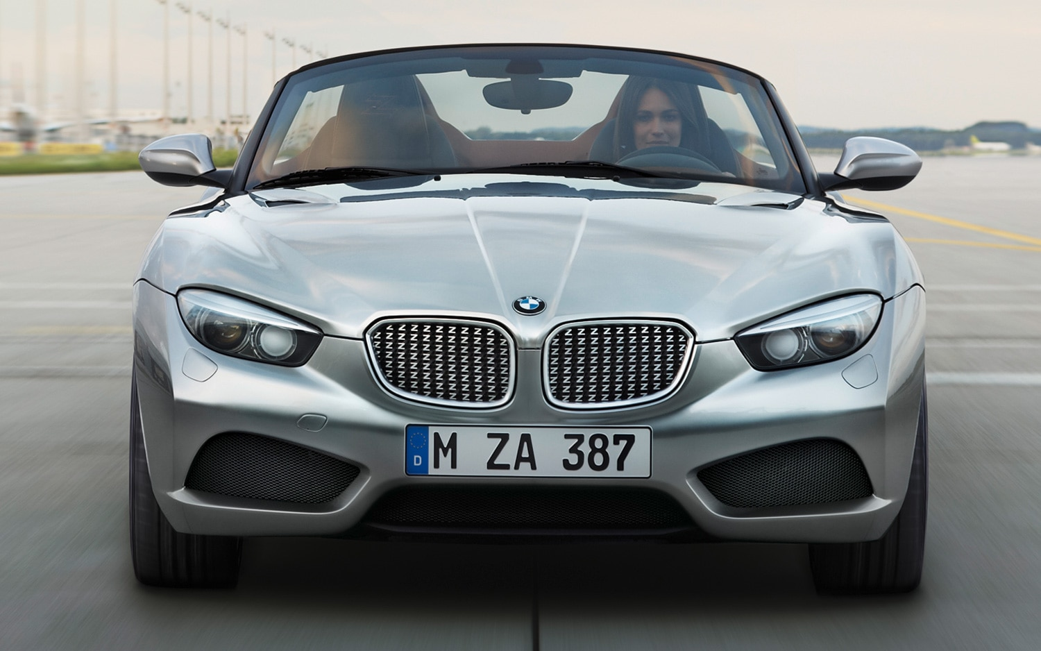 One-Off BMW Zagato Roadster Revealed Before Pebble Beach Debut