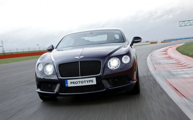Bentley Continental GT V8 Front View1 660x413