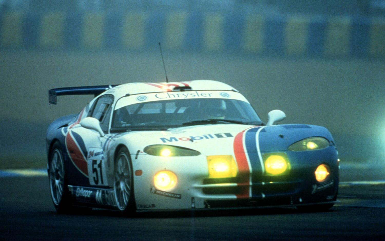 Chrysler Viper GTS R At 1998 Le Mans 11