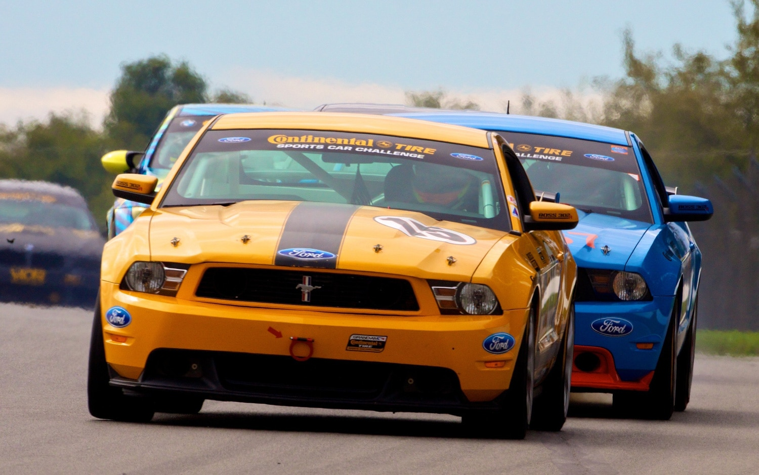 Ford Mustang Boss 302R 21