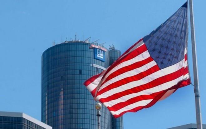 GM Building US Flag1 660x413