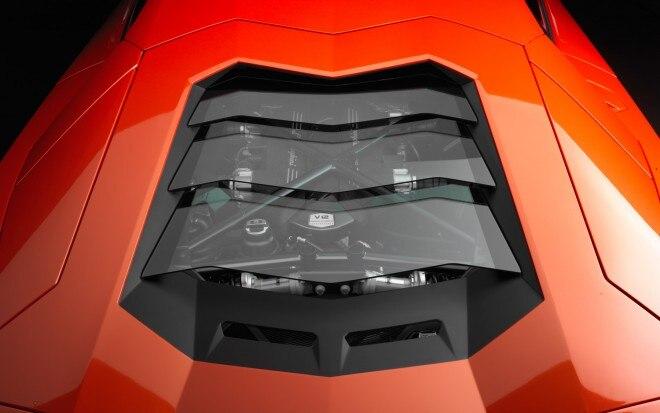 Lamborghini Aventador Engine 11 660x413