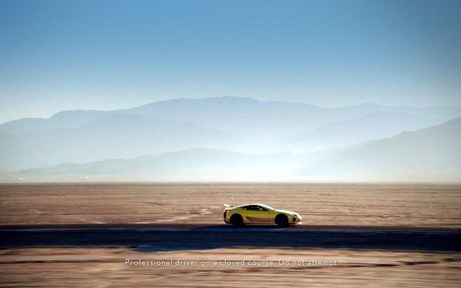 Lexus LFA Profile Desert1 660x413