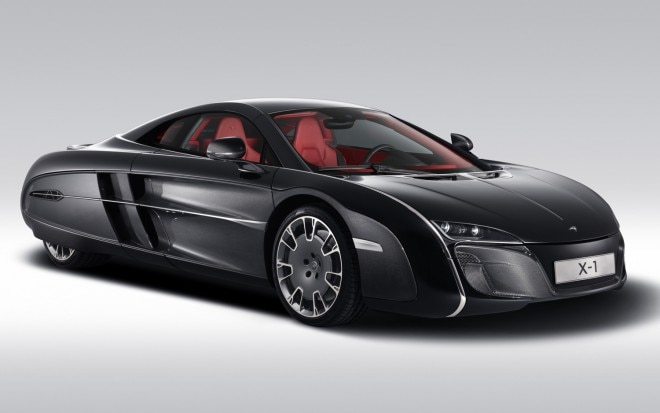 McLaren X 1 Front Three Quarter1 660x413