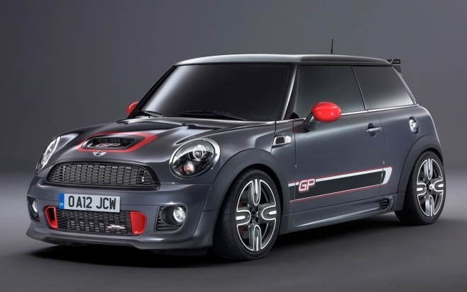 Mini John Cooper Works GP Front Three Quarter 660x413
