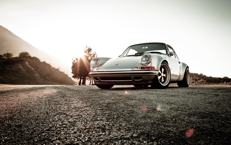 Porsche 911 Singer Front Left View 21