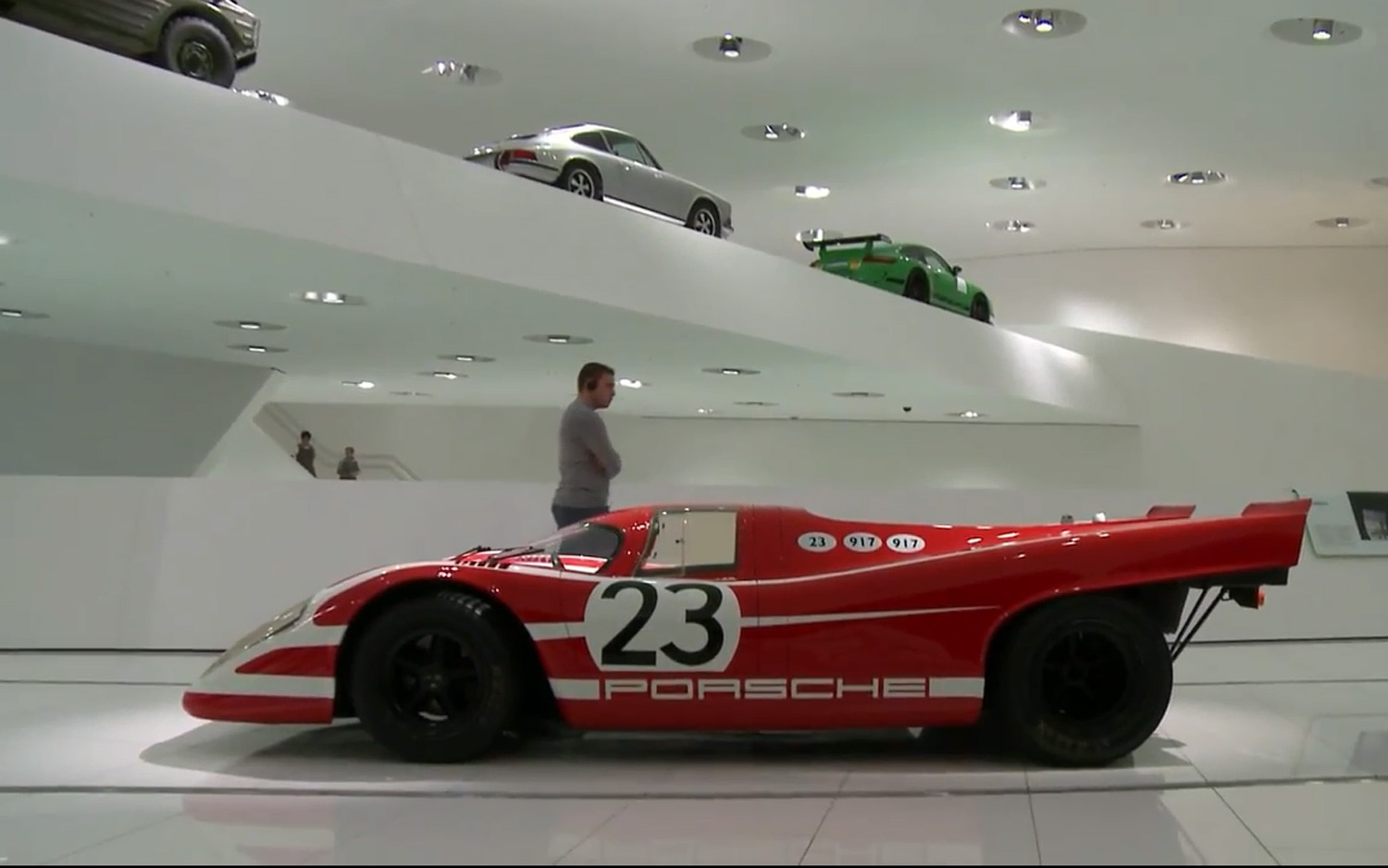 Porsche Museum The Downshift Pic 91