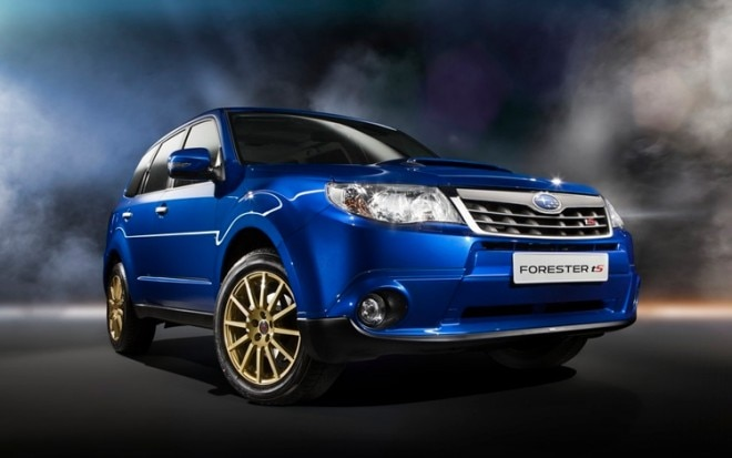 Subaru Forester TS Front1 660x413