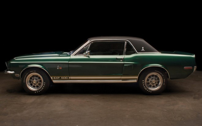 1968 Shelby Mustang EXP 500 Prototype Side View1 660x413