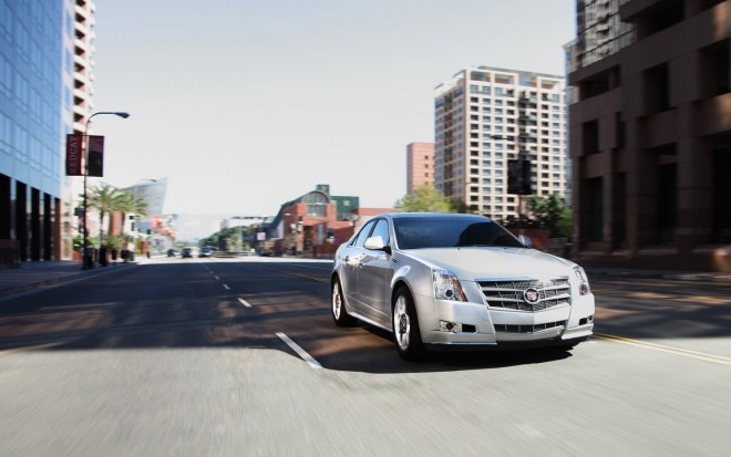 2012 Cadillac CTS Front Three Quarter 21 660x413