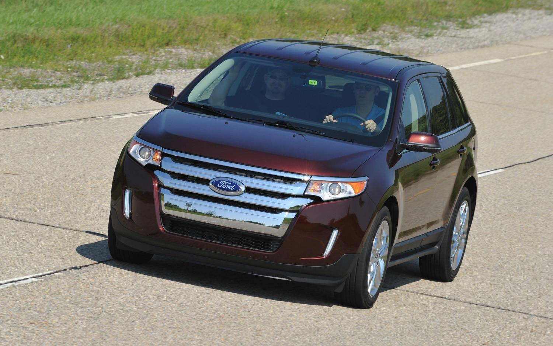 2012 Ford Edge Front Three Quarter