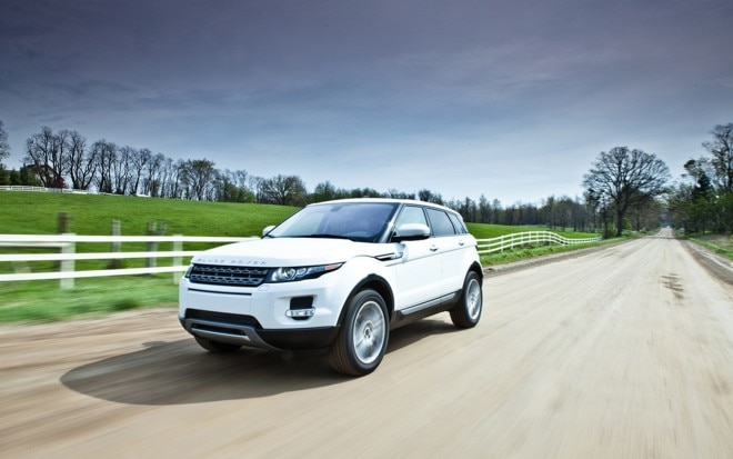2012 Land Rover Range Rover Evoque Front Left View1 660x413