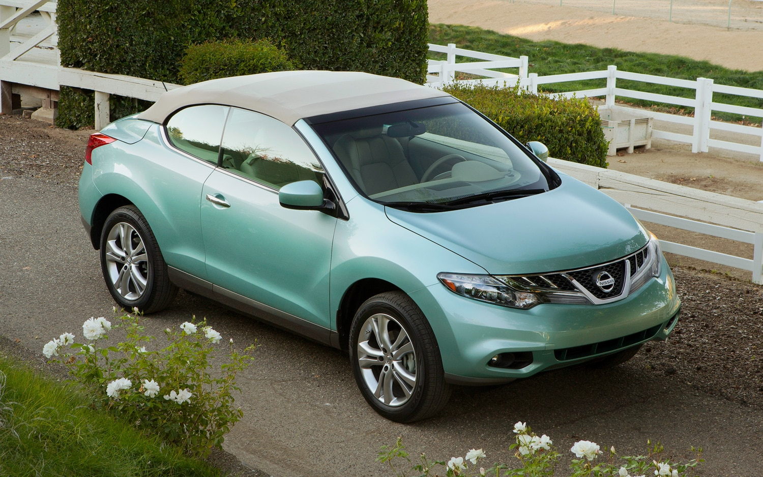 Report Nissan May Move Murano Crossover Production From