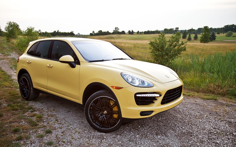 2012 Porsche Cayenne Turbo Editors Notebook