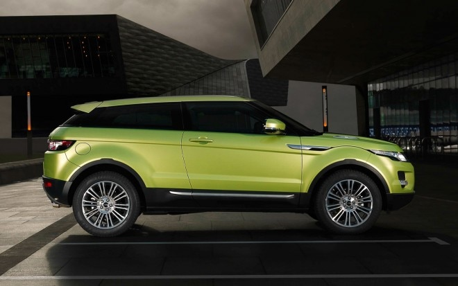2012 Range Rover Evoque Two Door In Green1 660x413