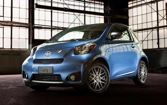 toyota planning 21 new hybrids electric version of scion iq. Black Bedroom Furniture Sets. Home Design Ideas