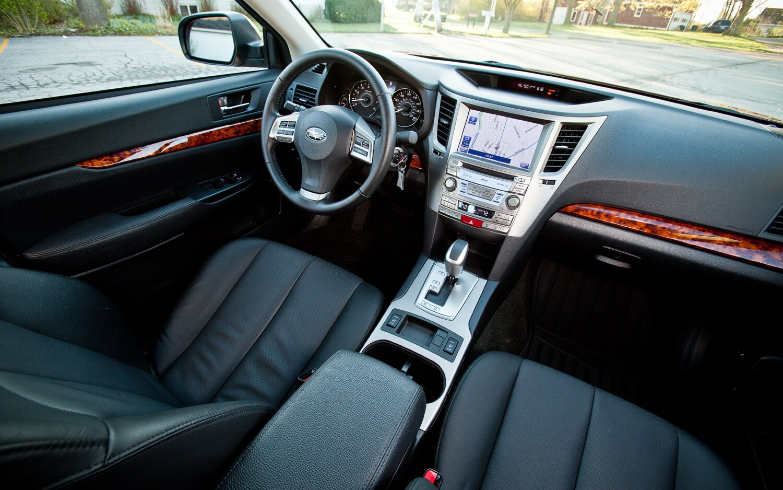 Mid City Subaru >> 2012 Subaru Legacy 3.6R Limited - Automobile Magazine
