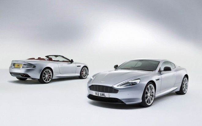 2013 Aston Martin DB9 Coupe And Volante 2 Up1 660x413