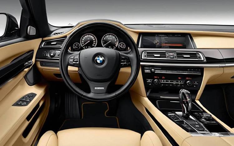 2013 BMW 760Li 25 Anniversary Interior 11