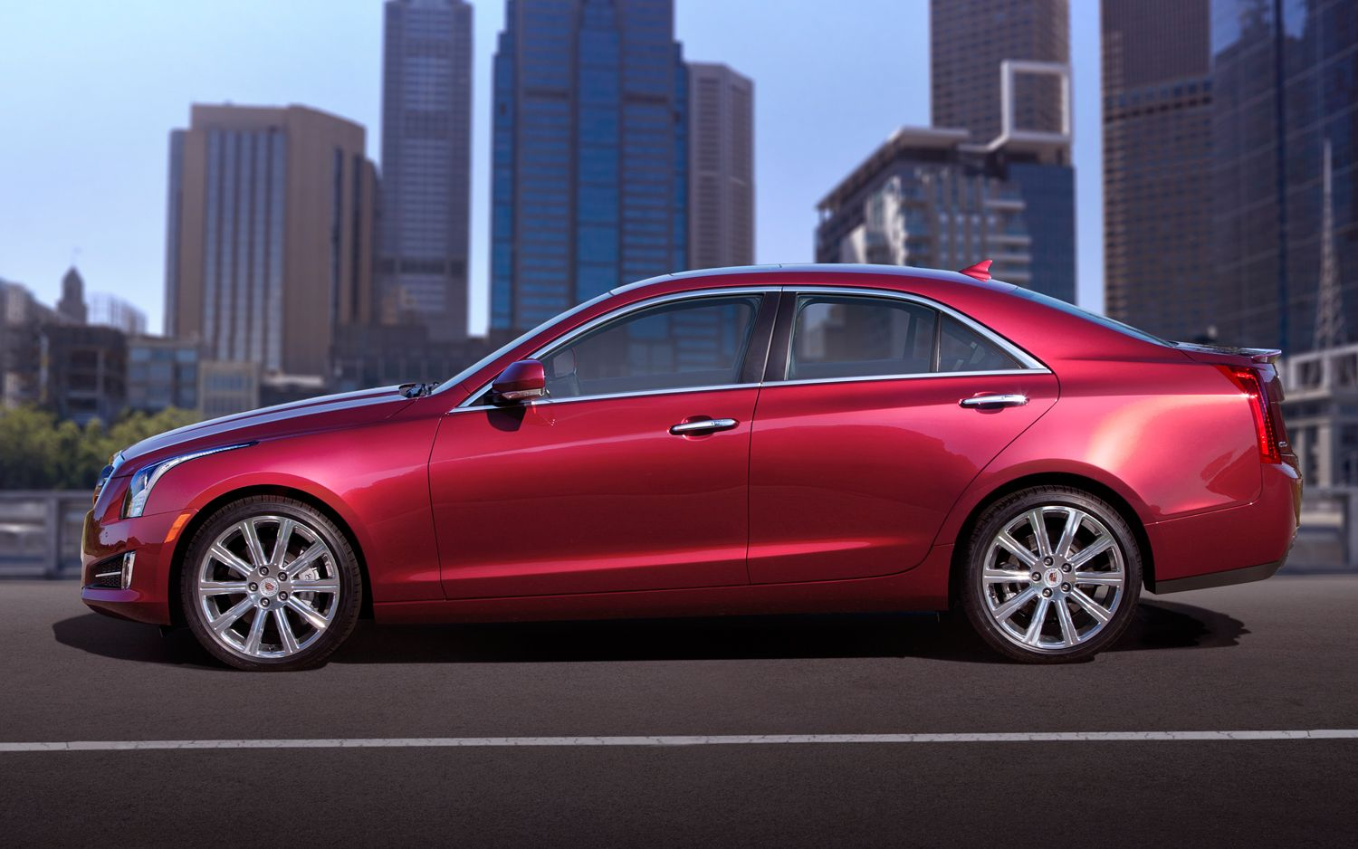 2013 cadillac ats 2 0t rated at 21 31 mpg. Black Bedroom Furniture Sets. Home Design Ideas