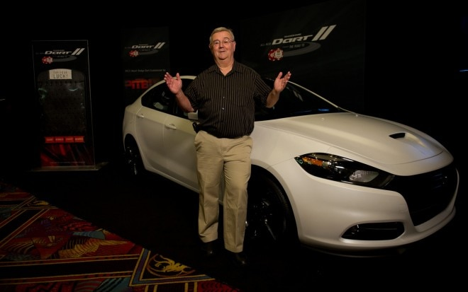 2013 Dodge Dart Customized By Pitbull Front Right With Winner Jack Walters 141 660x413