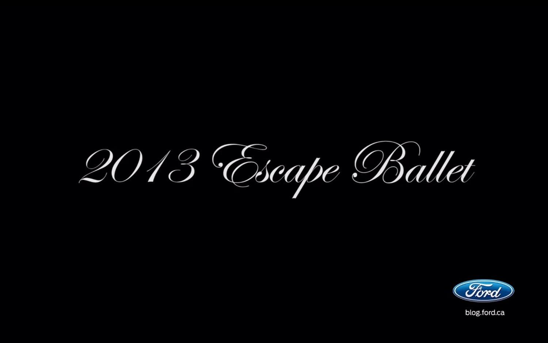 2013 Ford Escape Active Park Assist Ballet 31