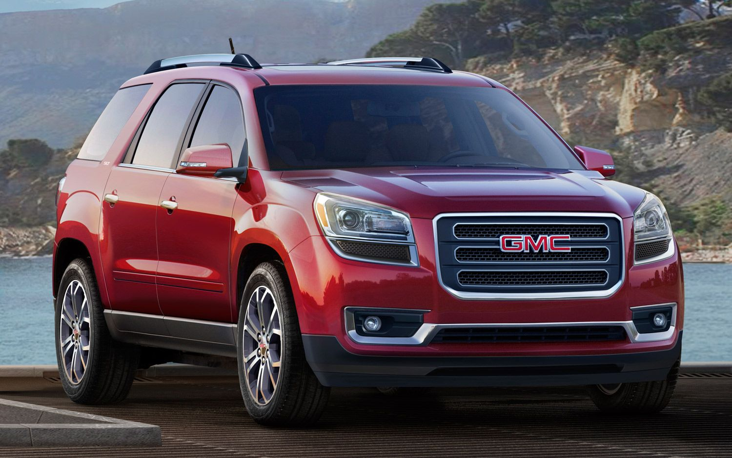 2013 GMC Acadia Front Side1
