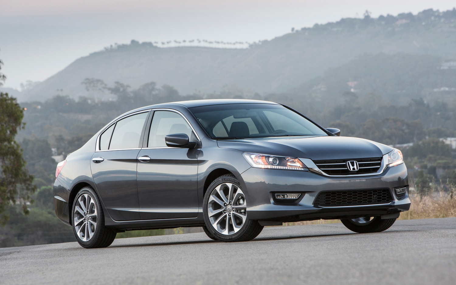 2013 Honda Accord Sport Sedan front three quarters priced 2013 honda accord starts at $22,470, accord v 6 at $30,860 2014 Honda Accord Wiring Diagram at bakdesigns.co