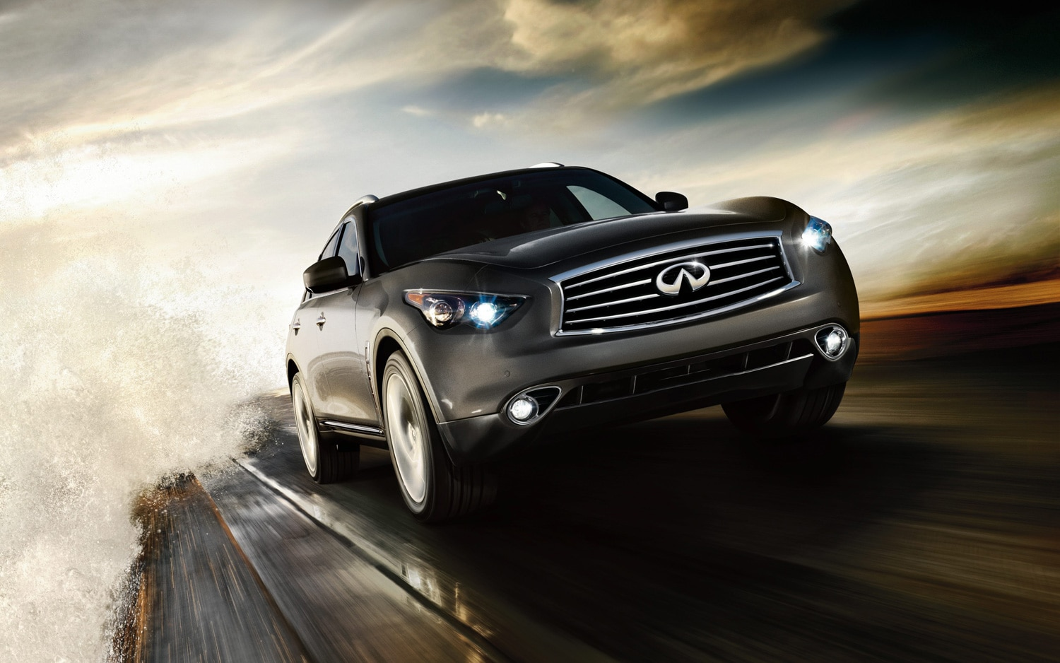 Report no more v 8 engines for infiniti jake holmes vanachro Image collections