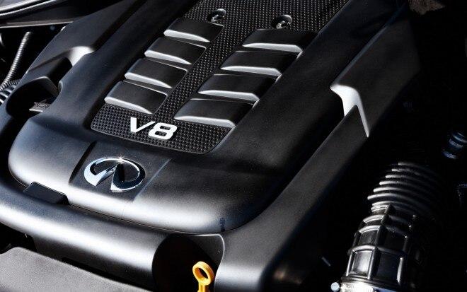 2013 Infiniti M56 V 8 Engine1 660x413