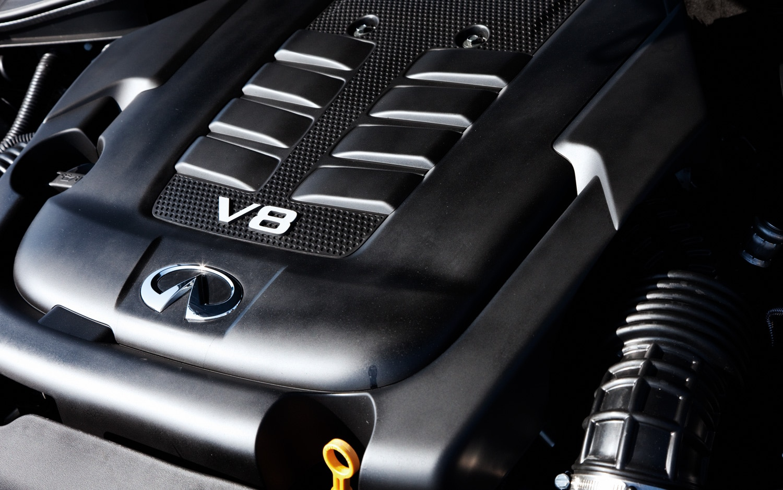 2013 Infiniti M56 V 8 Engine1