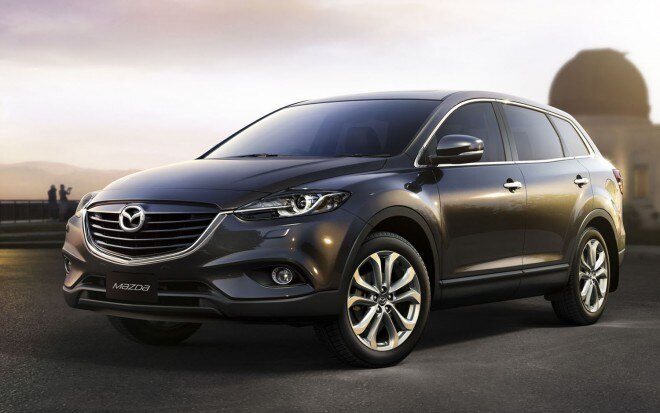 2013 Mazda CX 9 Front Three Quarter 21 660x413