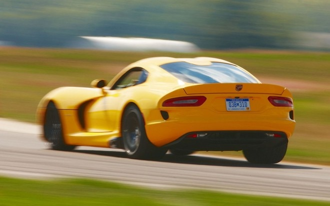 2013 SRT Viper Rear Three Quarter1 660x413