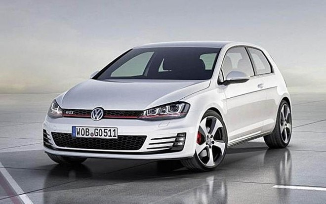2013 Volkswagen GTI Front Three Quarter1 660x413