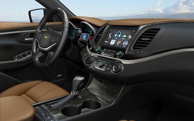 2014 Chevrolet Impala Interior1 660x413