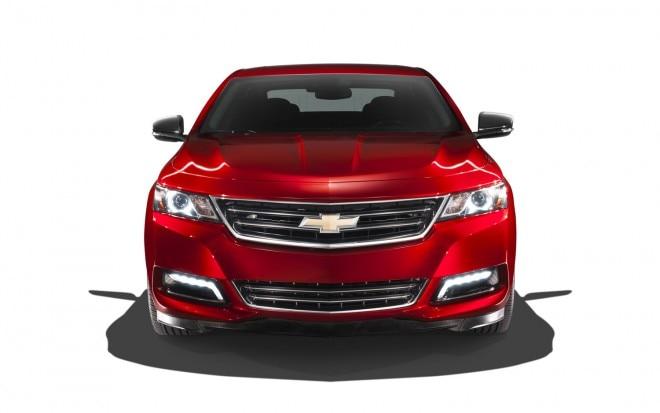 2014 Chevrolet Impala Front View1 660x413