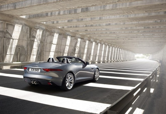 2014 Jaguar F Type Rear Three Quarter1 660x453