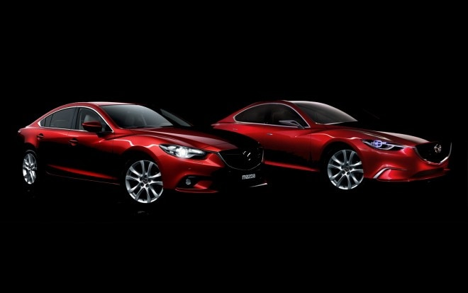 2014 Mazda 6 And Takeri Concept Front Three Quarter1 660x413