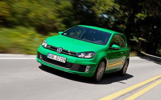 2014 Volkswagen GTD Front Left View1 660x413