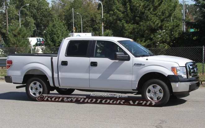 2015 Ford F 150 Mule Side View In White 21 660x413